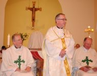 Fr James O' Hanlon 50th anniversary of ordination June 27th 2015. Alfreton. Gerry Molumby  (16)